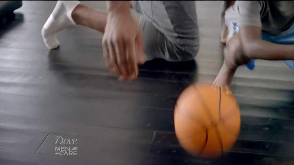 Dove Men+Care TV Spot, 'How to Play Defense' Featuring Dwyane Wade - Screenshot 5