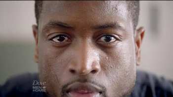 Dove Men+Care TV Spot, 'How to Play Defense' Featuring Dwyane Wade - Thumbnail 2