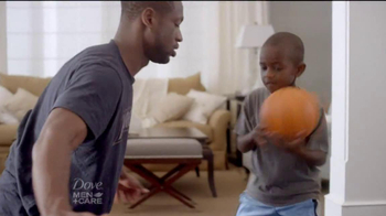Dove Men+Care TV Spot, 'How to Play Defense' Featuring Dwyane Wade - Thumbnail 4