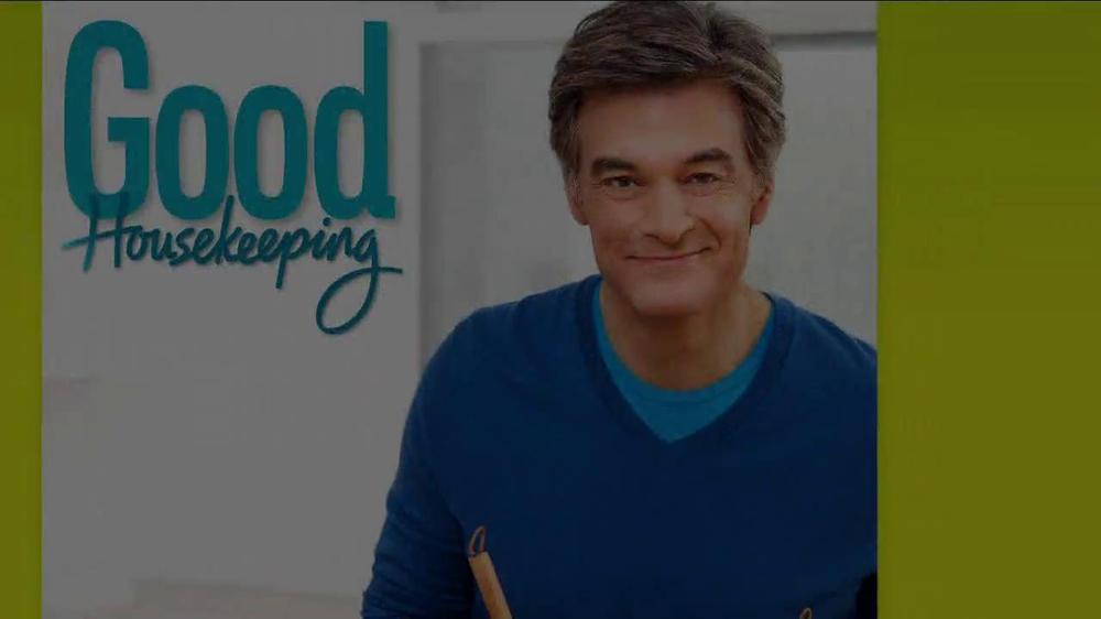Good Housekeeping TV Spot, Dr. Oz - Screenshot 1
