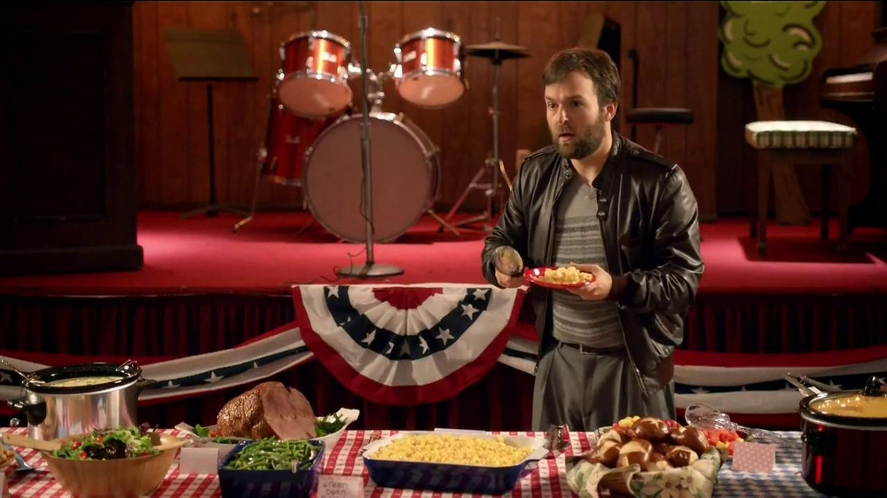 Velveeta TV Spot, 'Potluck' - Screenshot 2