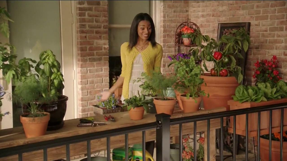 Miracle-Gro Gro-ables TV Spot  - Screenshot 2