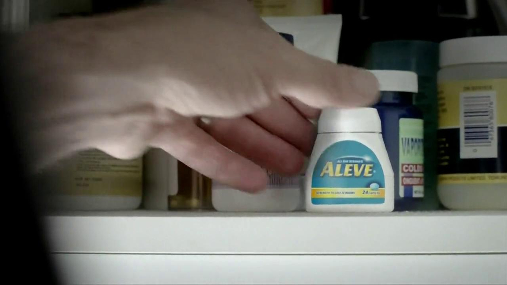 Aleve TV Spot, 'Kevin's Delivery' - Screenshot 2