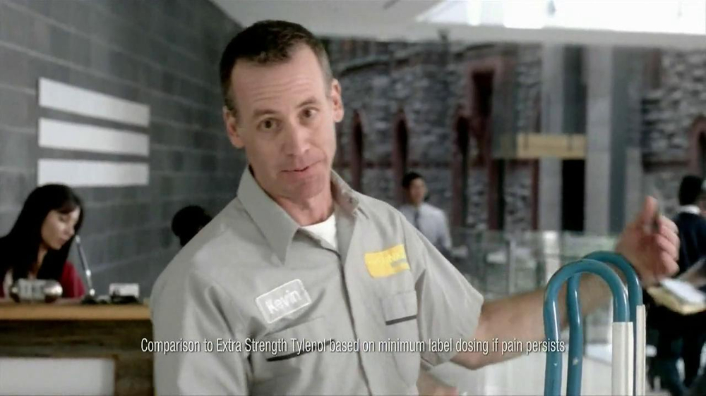 Aleve TV Spot, 'Kevin's Delivery' - Screenshot 4