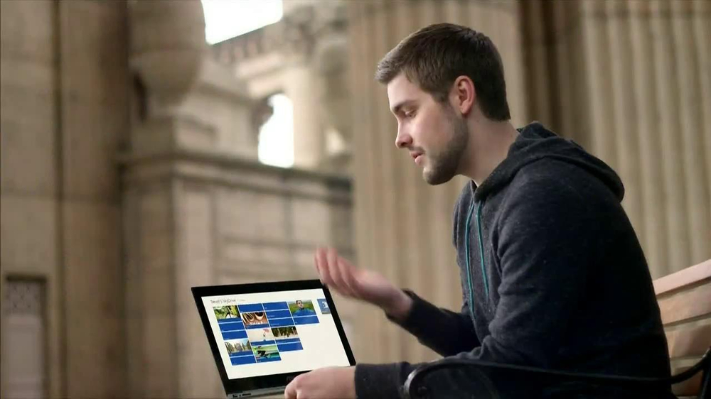 Best Buy Blue Shirt Beta Test TV Spot, 'Windows 8' - Screenshot 5