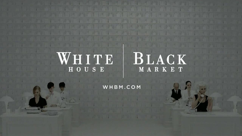 White House Black Market TV Spot Featuring Coco Rocha, Song by Miss Li - Screenshot 8