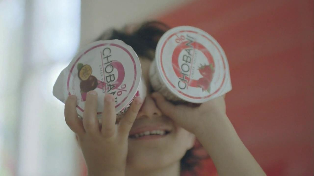 Chobani  TV Spot, 'Factory' Song by Andrew Bird - Screenshot 10