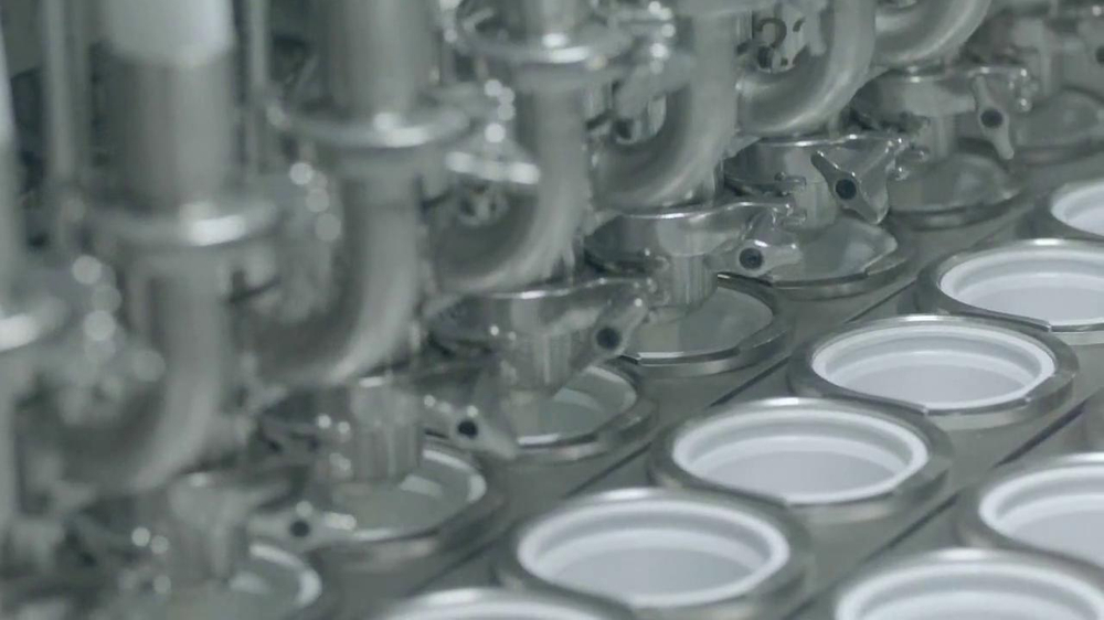 Chobani  TV Spot, 'Factory' Song by Andrew Bird - Screenshot 2
