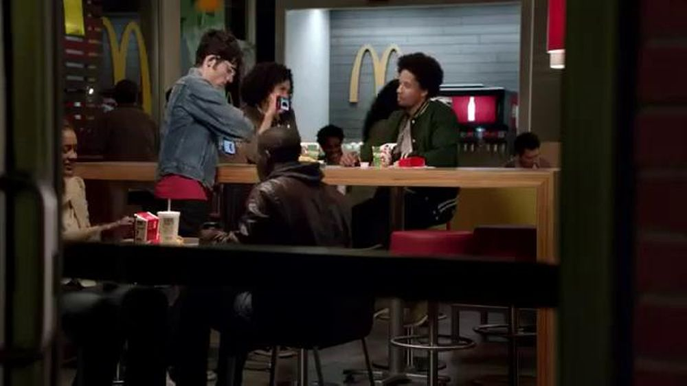 McDonald's Fish McBites TV Spot, 'Shark Teeth' - Screenshot 7