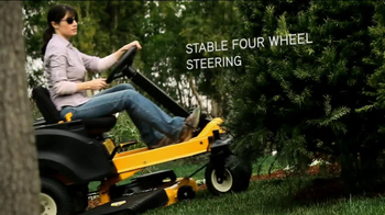 Cub Cadet RZT S TV Spot, 'Smartest Choice'