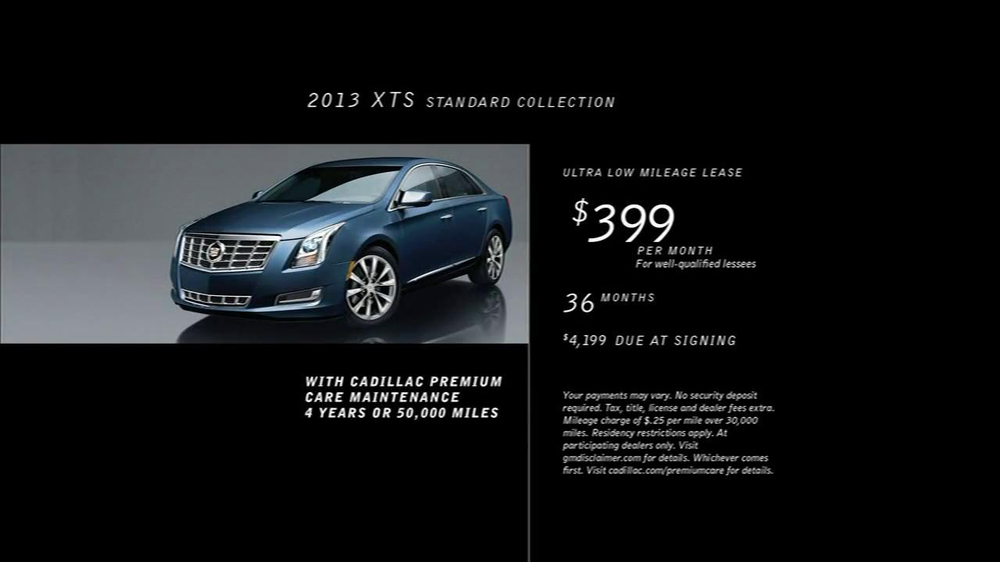 2013 Cadillac XTS TV Spot, 'Look Again' Song by Victory - Screenshot 10
