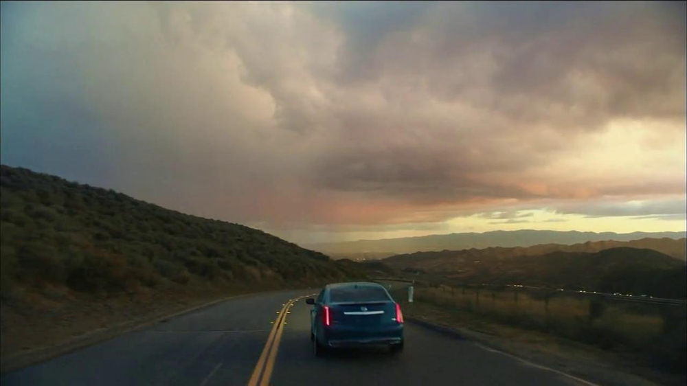 2013 Cadillac XTS TV Spot, 'Look Again' Song by Victory - Screenshot 9