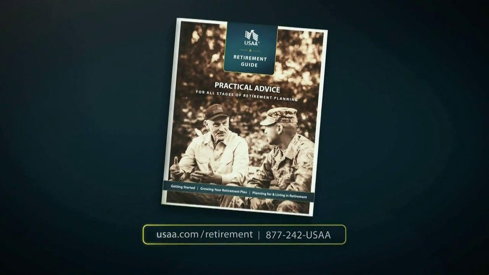 USAA Retirement Guide TV Spot, 'Advice' - Screenshot 7