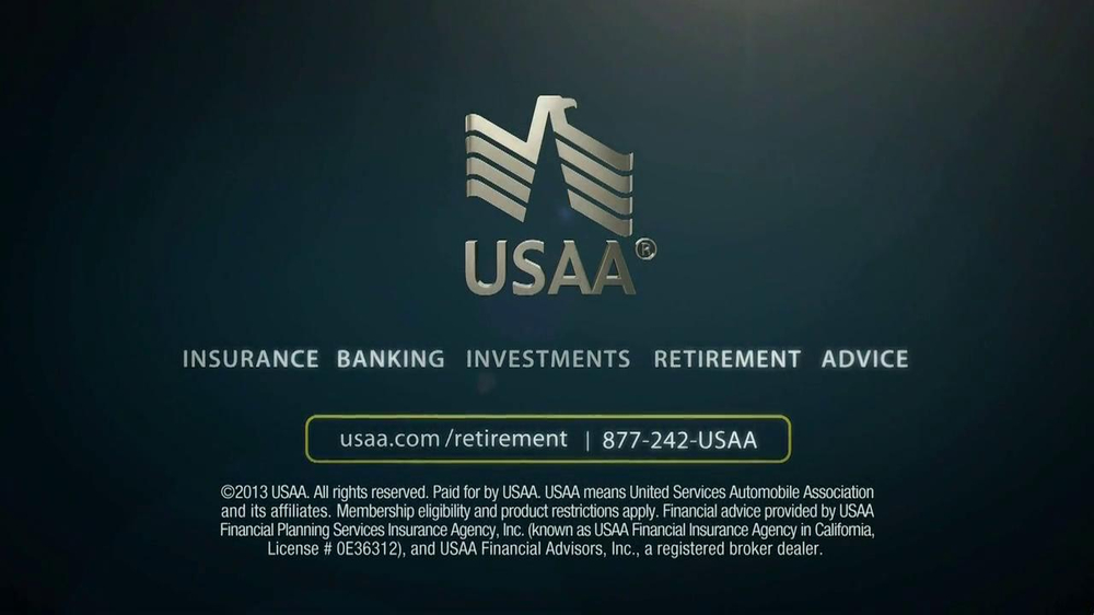 USAA Retirement Guide TV Spot, 'Advice' - Screenshot 5