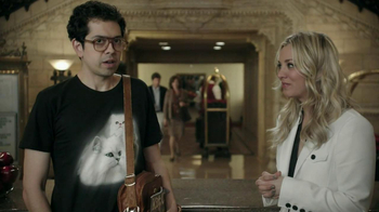 Priceline.com TV Spot, 'Cat Guy' Featuring Kaley Cuoco