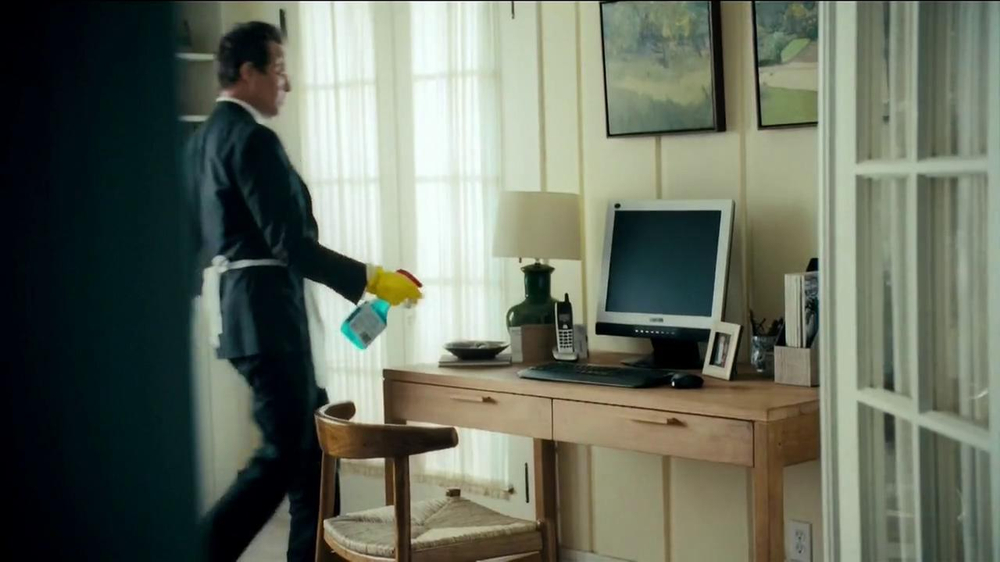 Allstate Home Insurance TV Spot, 'Mayhem: World's Worst Cleaning Lady' - Screenshot 1