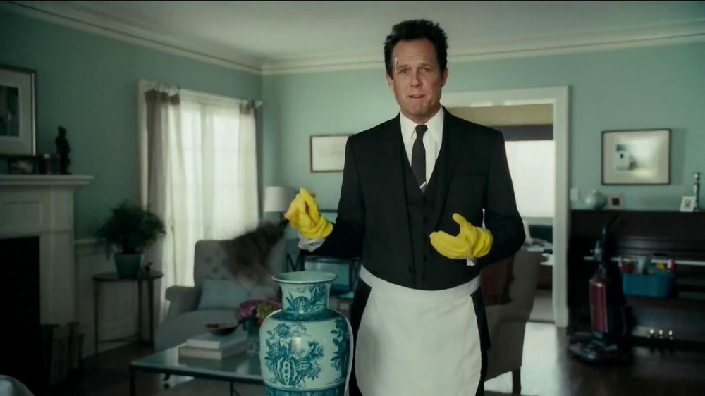 Allstate Home Insurance TV Spot, 'Mayhem: World's Worst Cleaning Lady' - Screenshot 3