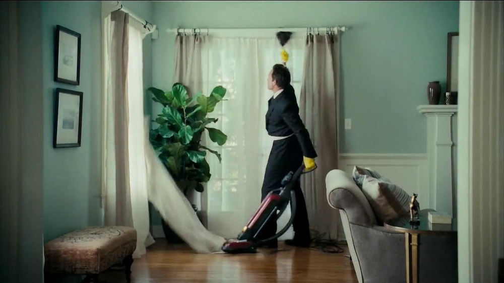 Allstate Home Insurance TV Spot, 'Mayhem: World's Worst Cleaning Lady' - Screenshot 4