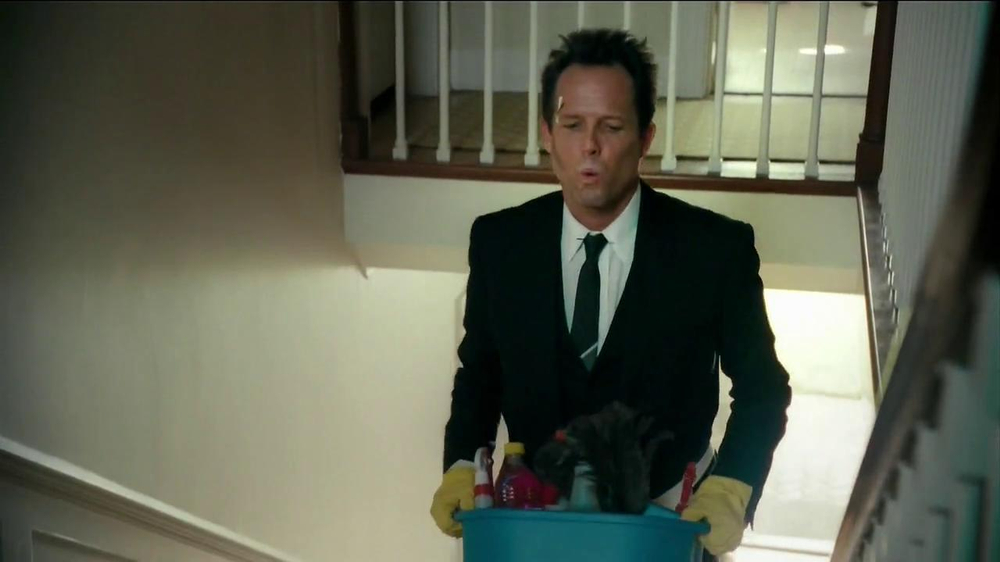 Allstate Home Insurance TV Spot, 'Mayhem: World's Worst Cleaning Lady' - Screenshot 5