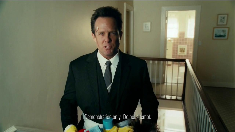Allstate Home Insurance TV Spot, 'Mayhem: World's Worst Cleaning Lady' - Screenshot 6