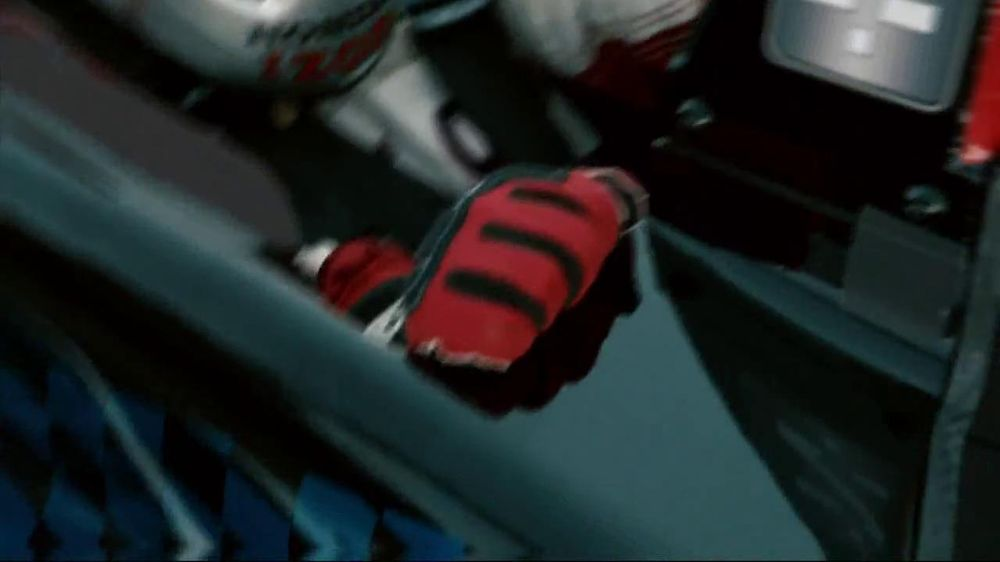 Honda Fastest Seat in Sports Sweepstakes TV Spot Featuring Mario Andretti - Screenshot 5