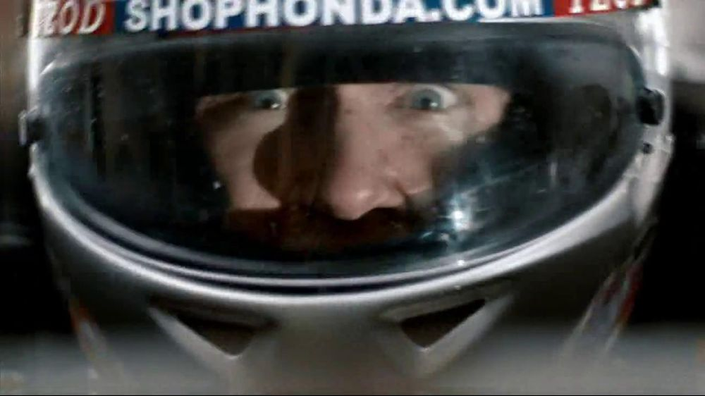 Honda Fastest Seat in Sports Sweepstakes TV Spot Featuring Mario Andretti - Screenshot 7