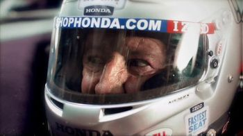 Honda Fastest Seat in Sports TV Spot, 'Two Seats' Featuring Mario Andretti - Thumbnail 8
