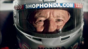 Honda Fastest Seat in Sports Sweepstakes TV Spot Featuring Mario Andretti - Thumbnail 9