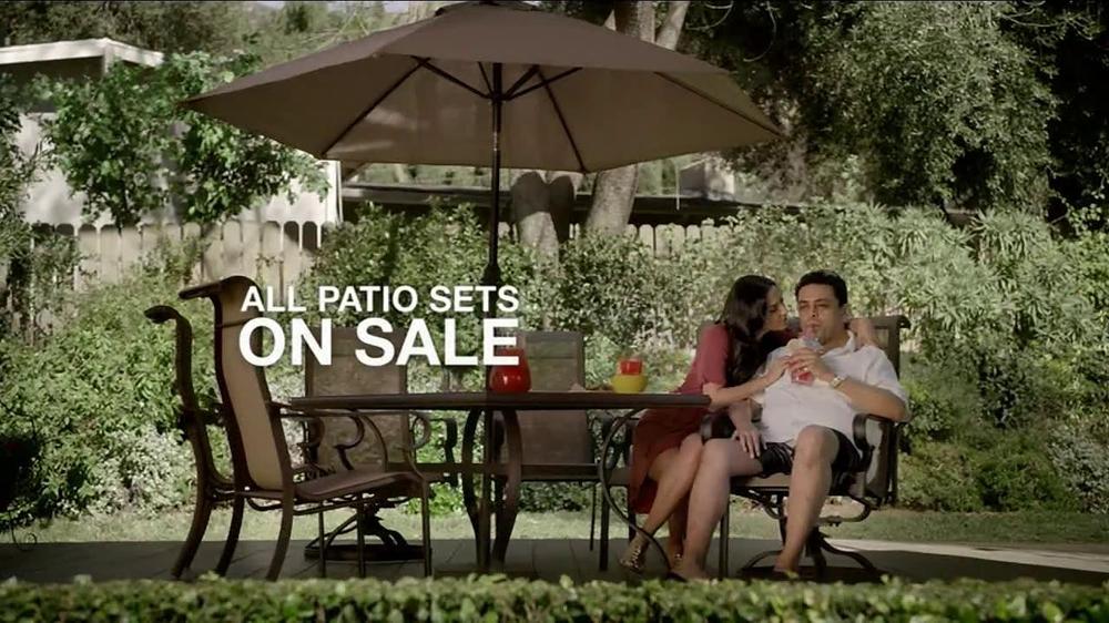 kmart layaway tv commercial 39 patio set 39