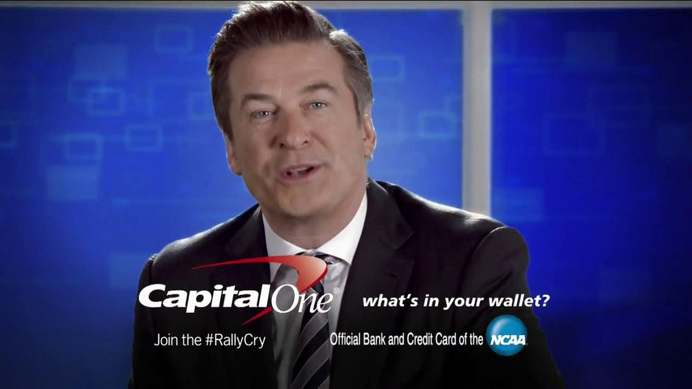 Capital One TV Spot, 'Fourth-Graders' Feat. Alec Baldwin, Charles Barkley - Screenshot 10