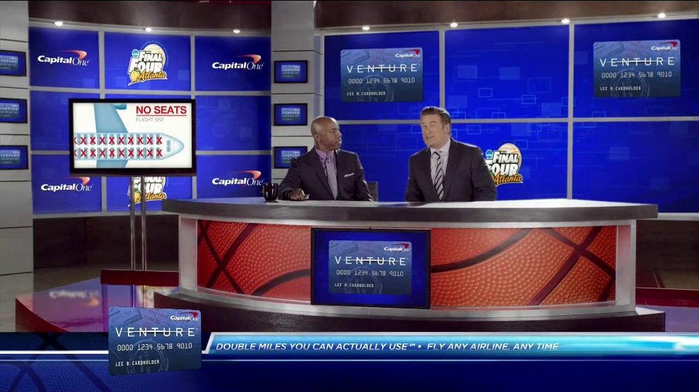Capital One TV Spot, 'Fourth-Graders' Feat. Alec Baldwin, Charles Barkley - Screenshot 3