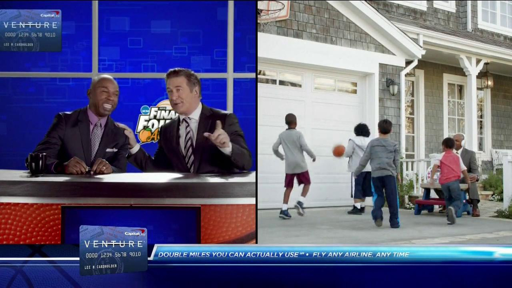 Capital One TV Spot, 'Fourth-Graders' Feat. Alec Baldwin, Charles Barkley - Screenshot 5