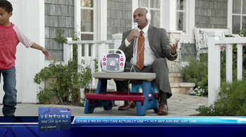 Capital One TV Spot, 'Fourth-Graders' Feat. Alec Baldwin, Charles Barkley - Thumbnail 4