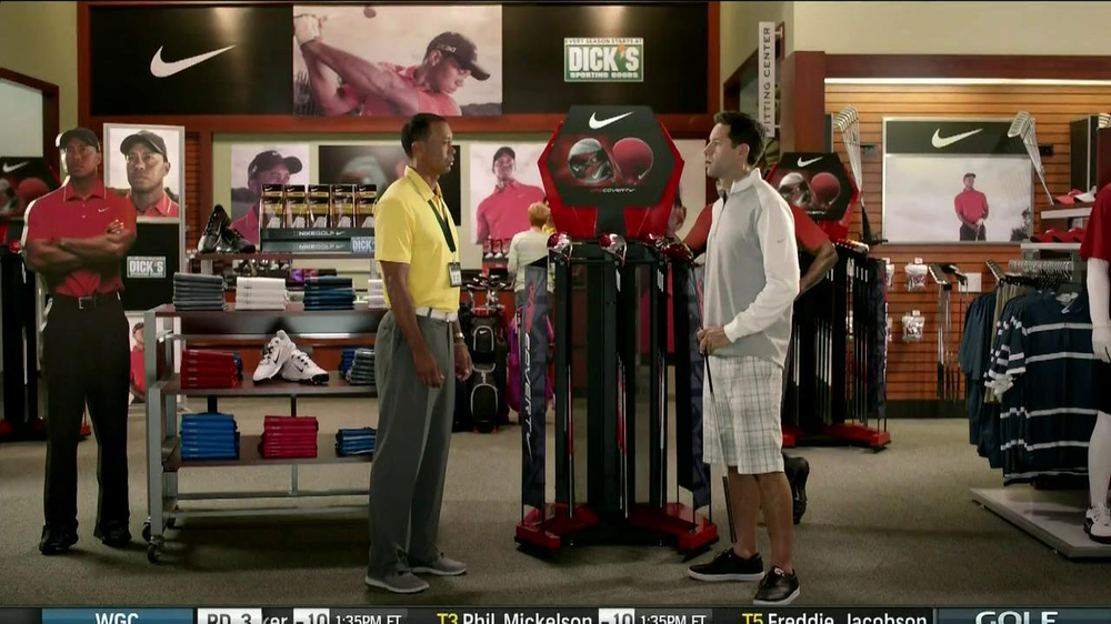 Dick's Sporting Goods TV Spot, 'Nike VRS Covert' Featuring Tiger Woods - Screenshot 10