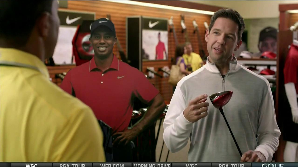 Dick's Sporting Goods TV Spot, 'Nike VRS Covert' Featuring Tiger Woods - Screenshot 2