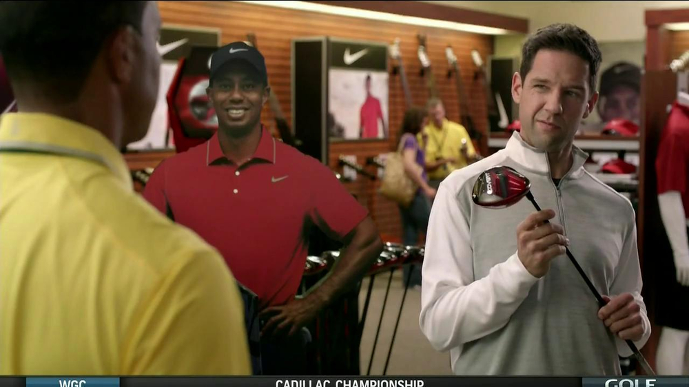Dick's Sporting Goods TV Spot, 'Nike VRS Covert' Featuring Tiger Woods - Screenshot 4