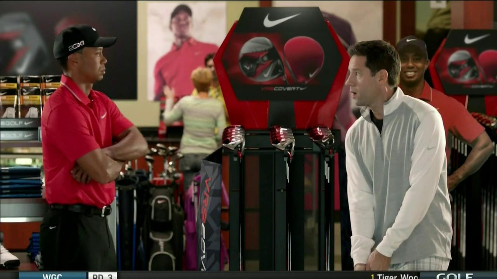 Dick's Sporting Goods TV Spot, 'Nike VRS Covert' Featuring Tiger Woods - Screenshot 6