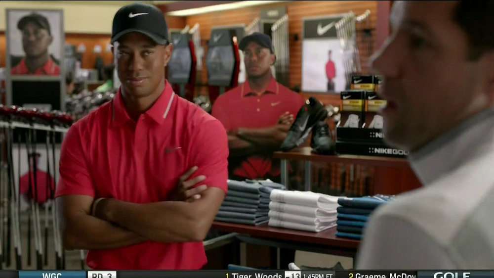 Dick's Sporting Goods TV Spot, 'Nike VRS Covert' Featuring Tiger Woods - Screenshot 7