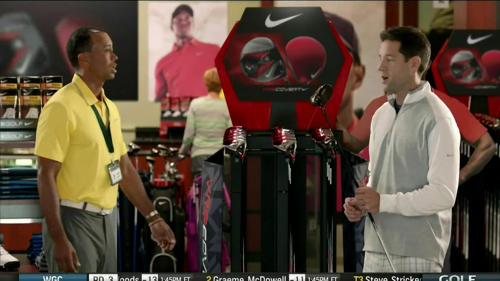 Dick's Sporting Goods TV Spot, 'Nike VRS Covert' Featuring Tiger Woods - Screenshot 8