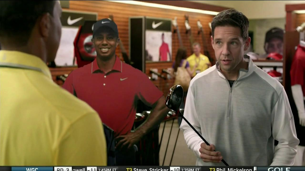 Dick's Sporting Goods TV Spot, 'Nike VRS Covert' Featuring Tiger Woods - Screenshot 9
