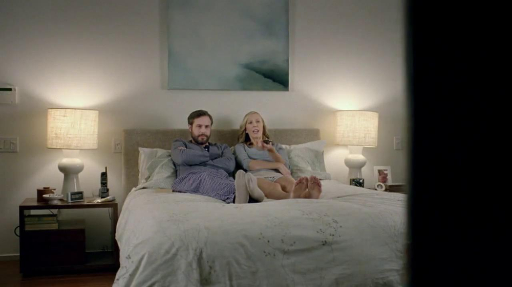 DirecTV Genie TV Spot, 'No DVR Access: Bedroom' - Screenshot 1