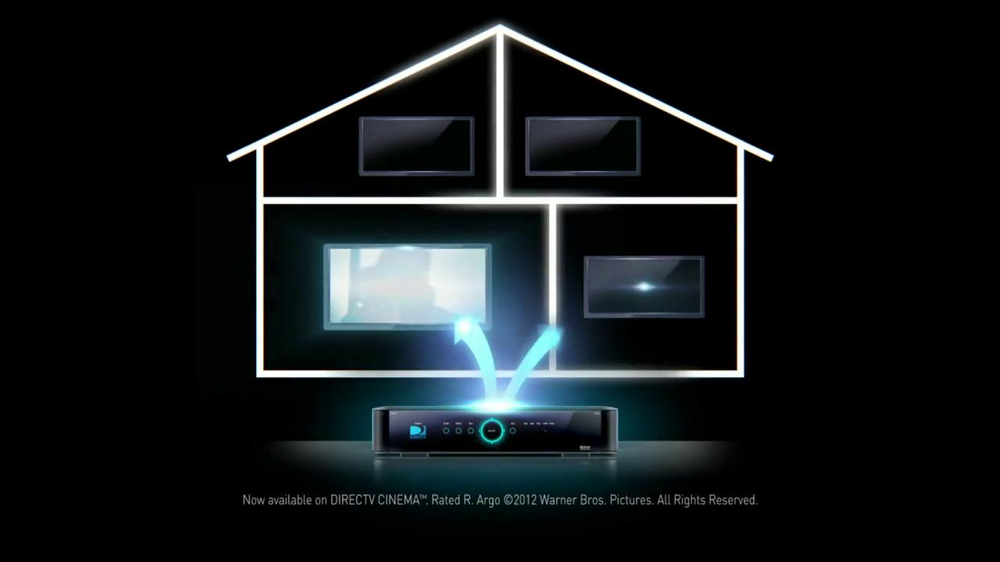 DirecTV Genie TV Spot, 'No DVR Access: Bedroom' - Screenshot 7