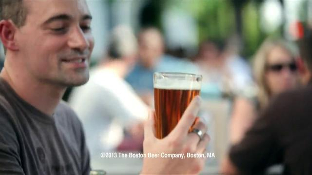 Samuel Adams Boston Lager TV Spot, 'Surprise!' - Screenshot 4