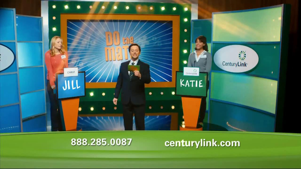 CenturyLink TV Spot, 'Do the Math Game Show' - Screenshot 2