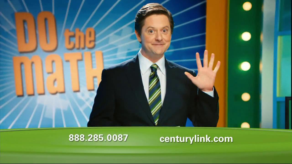 CenturyLink TV Spot, 'Do the Math Game Show' - Screenshot 3