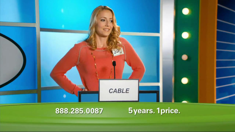 CenturyLink TV Spot, 'Do the Math Game Show' - Screenshot 4