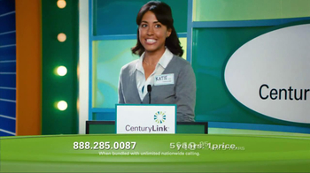 CenturyLink TV Spot, 'Do the Math Game Show' - Thumbnail 6