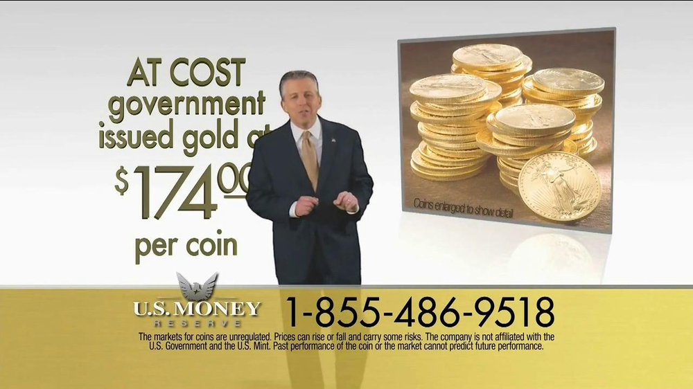 U S Money Reserve Tv Commercial Solid Gold Coins