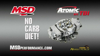 MSD Performance Atomic EFI TBI TV Spot - Thumbnail 1