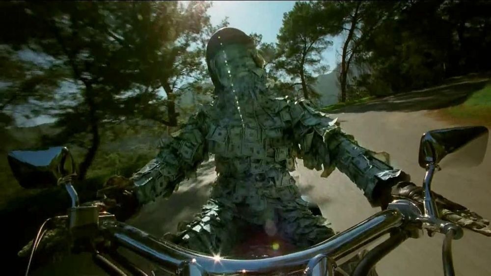 GEICO Motorcycle Insurance TV Spot, 'A Ride' Song by The Allman Brothers - Screenshot 4